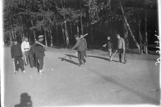 Красноярск — 1920. Выпуск №30 «Лето. Отдых»