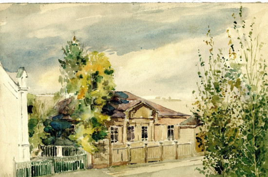 Красноярск — 1920. Выпуск №31 «Художественная выставка»