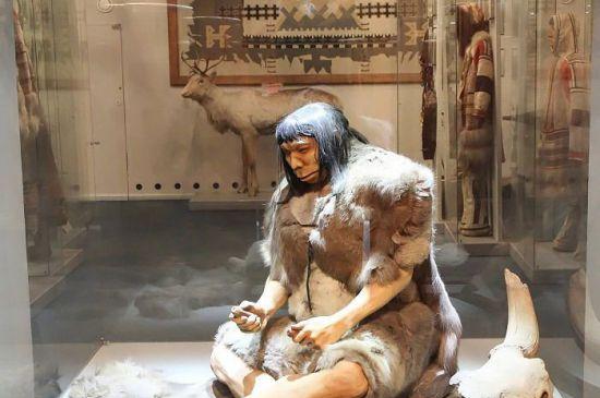 Древнейшие цивилизации на берегах Енисея